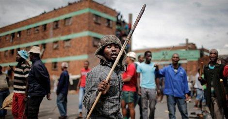 Violences en Afrique du Sud : Le Sénégalais blessé s'appelle Mamoune Sarr
