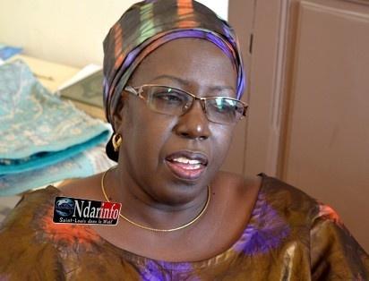 Khoudia Mbaye exhorte les filles à s'approprier les TIC