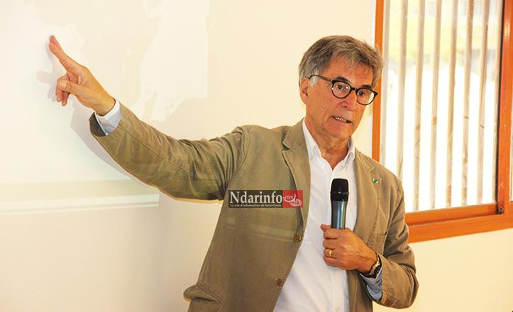 L'Afrique présente d'importants germes de changement, selon l'écrivain Pierre Jaquemot.