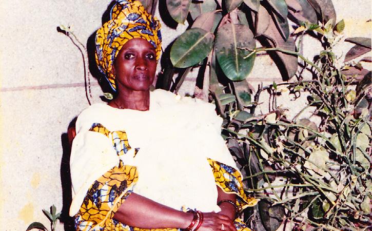 SAINT-LOUIS: rappel à Dieu de Sokhna Soukeyna MBACKE, la sœur du Khalife général des mourides.