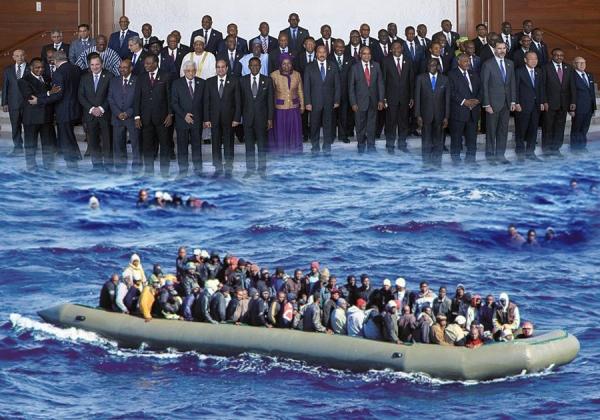 Plus de 1 776 migrants noyés, 1 000 morts tués par Boko Haram, une dizaine d'étrangers massacrée en Afrique du Sud en 2015 : Quand les Africains endeuillent l'Afrique