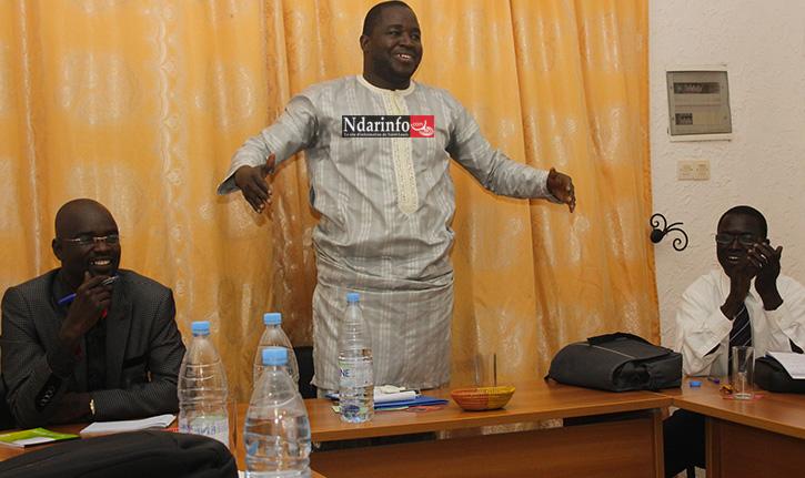 ENVIRONNEMENT : Ousseynou DIOP élu président du Réseau des journalistes sur les changements climatiques (Rj2c)