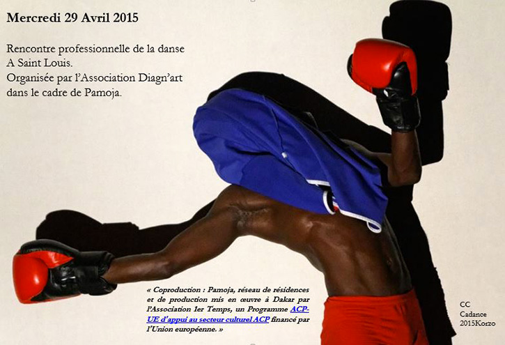 CÉLÉBRATION DE LA JOURNÉE MONDIALE DE LA DANSE : témoignages sur Feu Charles Camara et table ronde sur « la danse à Saint-Louis ».