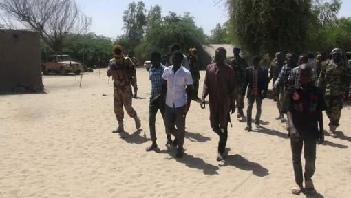 Près de 300 filles et femmes sauvées d'un fief de Boko Haram