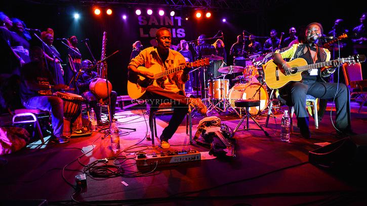 Concerts « Off », « Taakussanu Ndar », Foire artisanale : Ces manifestations périphériques qui font le charme du Saint-Louis jazz.