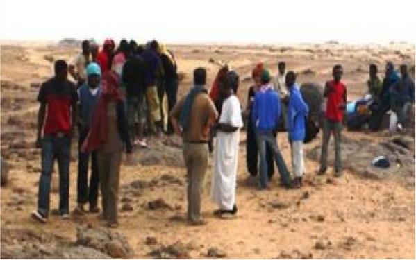 """Lybie : Le Sénégalais """"égorgé"""" par des jihadistes est originaire de Kolda"""