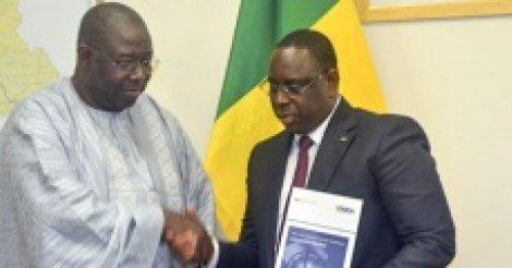 Rapport annuel Cnra: Macky Sall s'oppose à la dépénalisation du délit de presse
