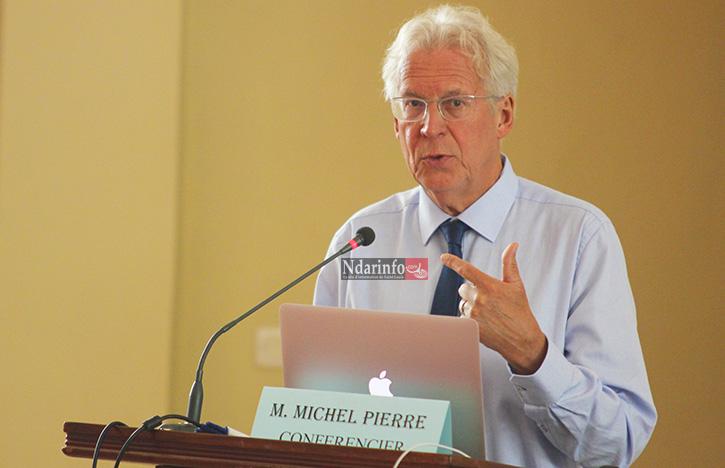 Le Professeur Michel PIERRE