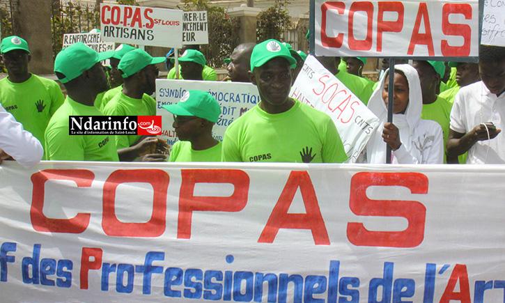 SAINT-LOUIS : le COPAS veut promouvoir les produits et services de l'artisanat.