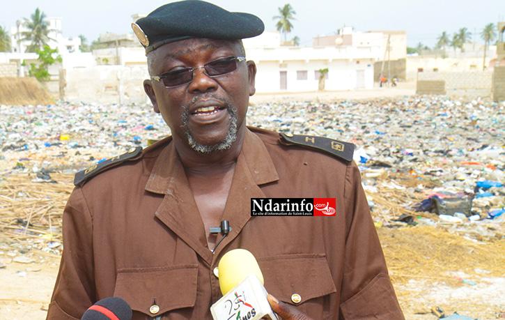 UTILISATION DE DÉCHETS COMME REMBLAIS : « une bombe, une source de toutes les maladies imaginables », avertit Falilou SARR.