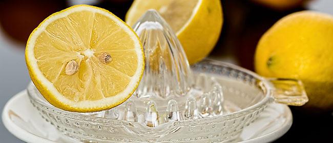 Les bienfaits méconnus du citron