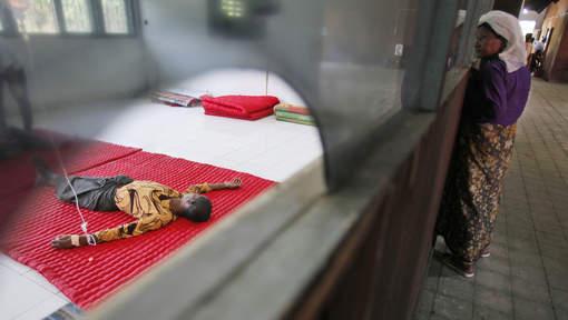 D'effroyables charniers de migrants en Malaisie