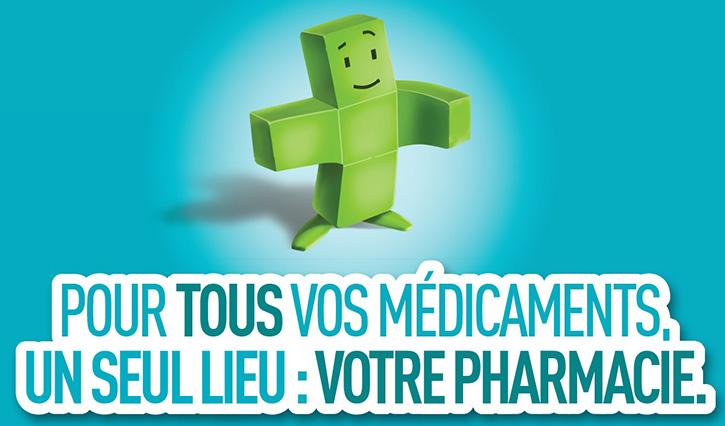 SANTE: le calendrier des pharmacies de Garde de Saint-Louis, du 23/05/2015 au 23/07/2015.