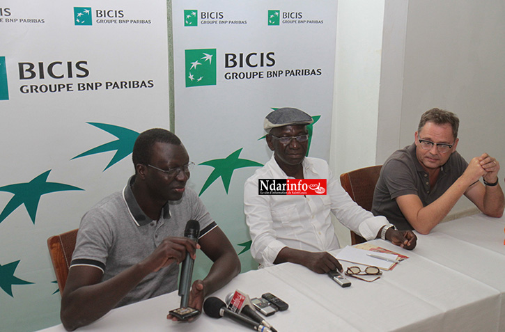 Pierre BÉRÉGOVOY, DG de la BICIS : « le Festival de jazz a été un immense succès ».