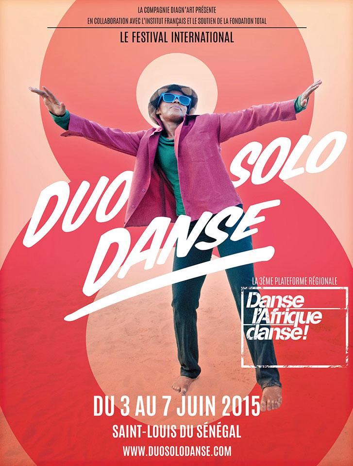 FESTIVAL DUO SOLO DANSE A SAINT-LOUIS: une huitième édition exceptionnelle.