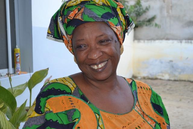 Marie Madeleine Diallo sur sa reconversion professionnelle : « Je suis dans l'événementiel »