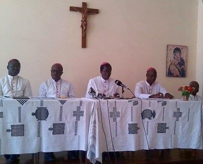 Mgr Ernest Sambou, Évêque de Saint-Louis, nouveau Président de la Commission de l'Enseignement (CINPEC)