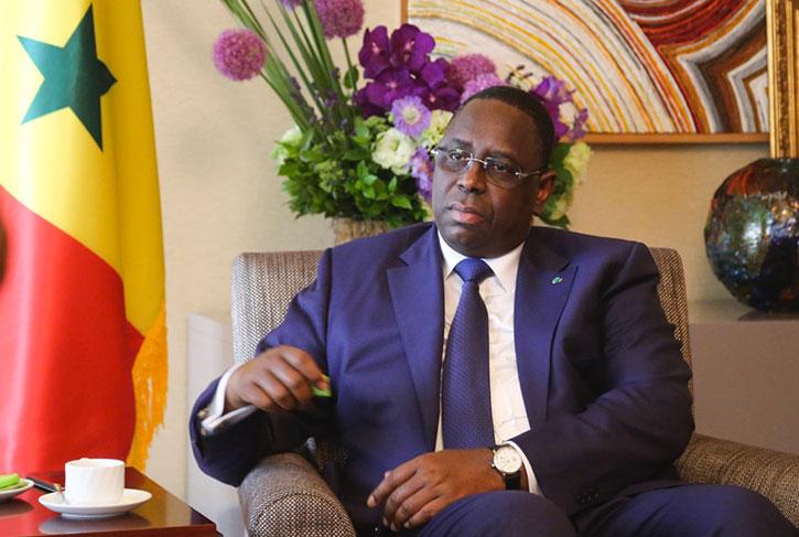 Macky Sall souhaite un «partenariat gagnant-gagnant» avec Séoul