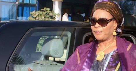 Aïda Ndiongue placée sous contrôle judiciaire