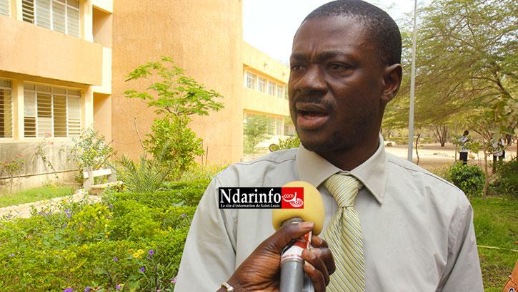 CHANGEMENTS CLIMATIQUES : « l'UGB ne peut pas rester insensible », souligne le professeur Boubacar CAMARA.