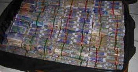 Sébikotane : 2 milliards en faux billets d'euros saisis, 2 faussaires arrêtés