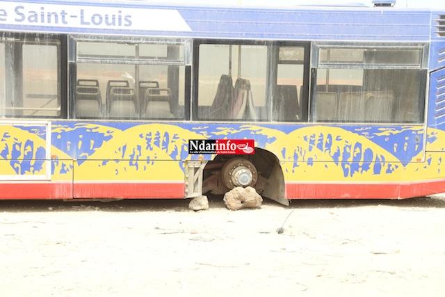 IMAGES CHOQUANTES : les bus de « Toulouse », juste deux ans après !