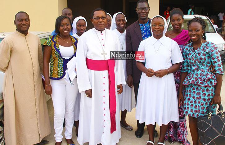 Jubilé d'Argent de la Communauté Saint-Augustin : plaidoyer pour l'érection d'une église universitaire à Sanar.