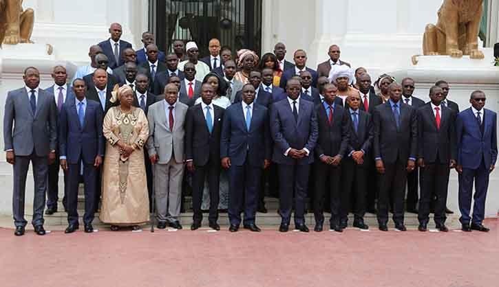 LE CONSEIL DES MINISTRES ET LES NOMINATIONS DE CE 17 juin 2015