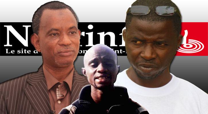 TROUBLES DANS l'APR DE GANDIOL : Mamadou Lamine DIOP désigné instigateur de la « zizanie ». Mansour FAYE invité à prendre ses responsabilités.