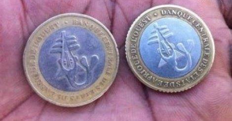 Après les faux billets, les fausses pièces de 500 F cfa sont déjà en circulation