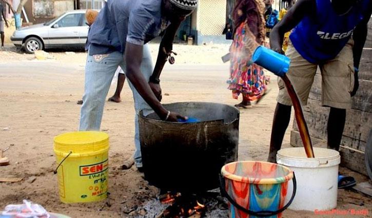 """Incident au """"Ndogou"""": le Café Touba tue un jeune à Goxu Mbacc."""