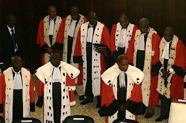 Nomination de membres du Conseil Constitutionnel