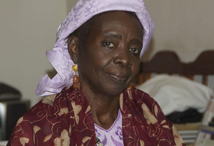 CULTURE: Aminata Sow Fall primée par l'Académie Française.