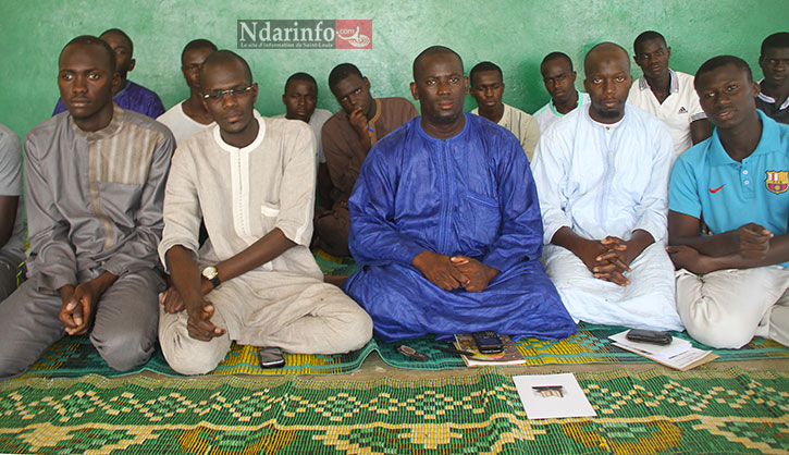 7e ÉDITION JOURNÉE DU CORAN ET DE LA SOLIDARITÉ : La première promo de l'Institut Cheikh Ahmadou Lamine NDIAYE, célébrée, ce dimanche, à Goxu Mbacc.