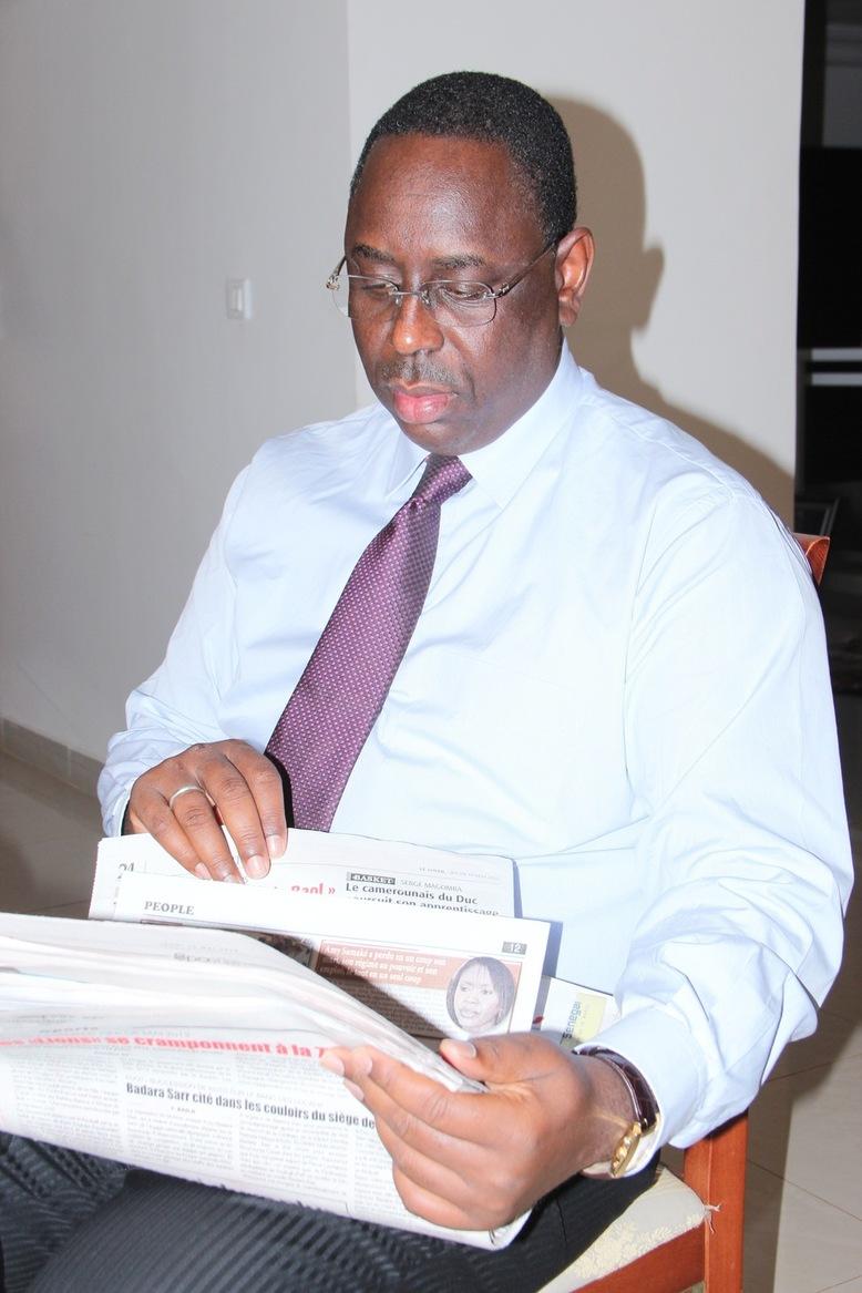 Lettre ouverte au président de la République, à propos du livre et de la lecture . Par Khalifa Touré