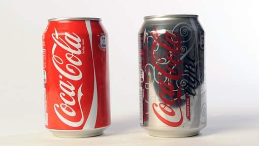 Le Coca mauvais pour la santé? Le Coca Light n'est pas mieux