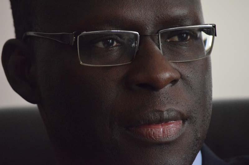 """Cheikh Bamba DIEYE: """" Je me souviens au moins de la visite quatre fois de la Cour des comptes à Saint-Louis pendant que j'y étais maire"""""""