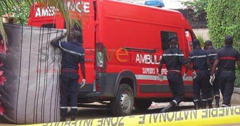 Meurtre à Yoff: un portugais tue sa femme sénégalaise et se donne la mort.