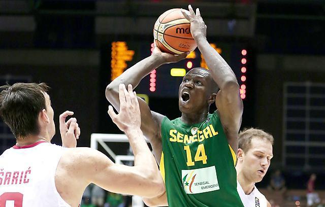 Afrobasket, Sénégal - Nigéria (79-88): Les lions échouent en demi-finale