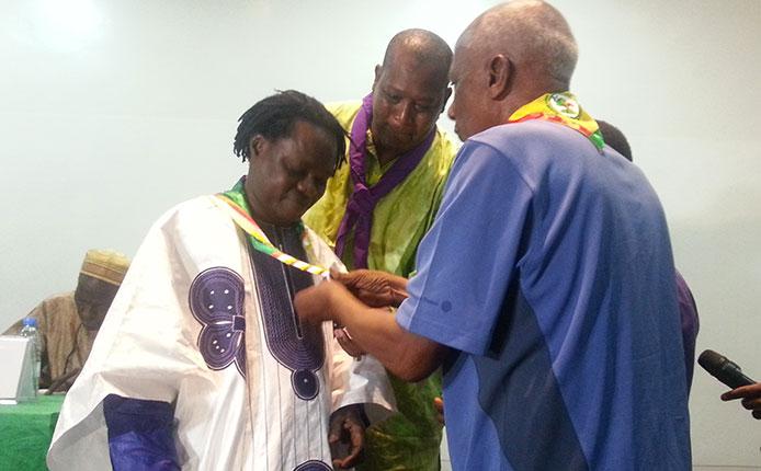 Découverte : Baaba Maal, scout et éclaireur du Sénégal depuis 1969