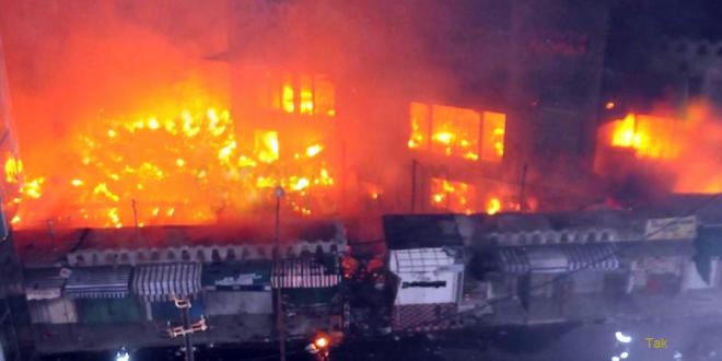Un violent incendie dans le nord de Paris fait huit morts dont 4 sénégalais Un suspect en garde en vue