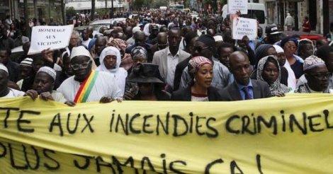 Incendie de Paris: les corps des victimes rapatriés à Dakar