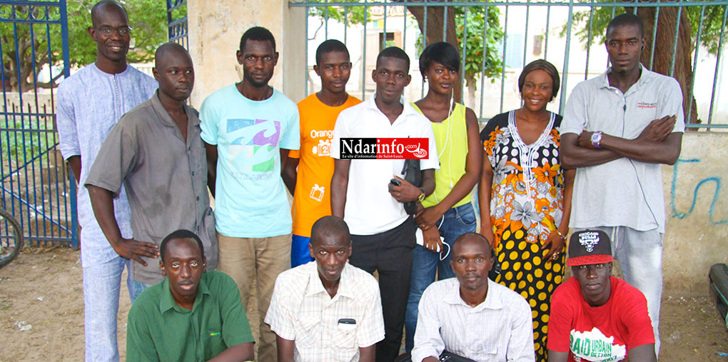ANDANDO DEFAR NDAR : Plusieurs jeunes du mouvement quittent la barque.