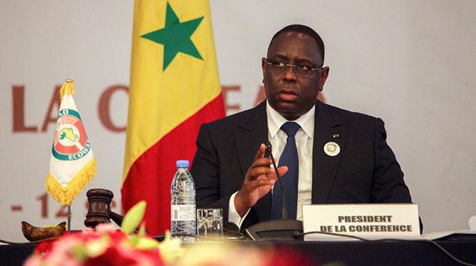 """Macky SALL sur la crise au Burkina : """"il y a des extrémistes irréductibles"""""""
