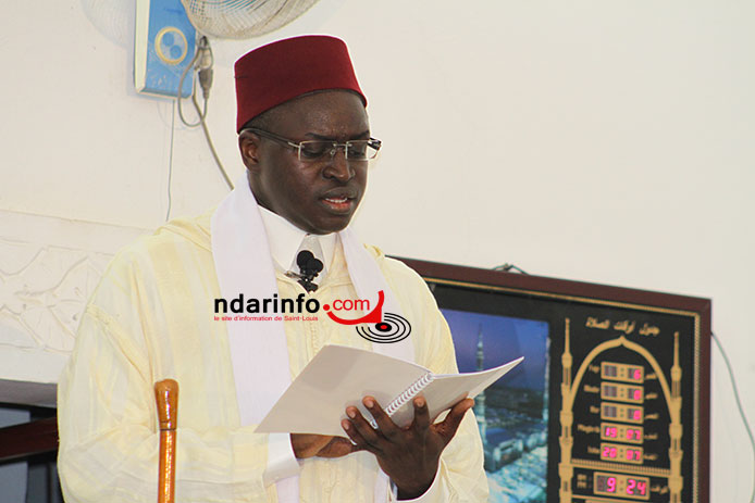 TABASKI 2015 – MOSQUÉE IHSANE : « le sacrifice d'Abraham est un viatique fort pour le musulman », rappelle Serigne Moustapha CISSE..
