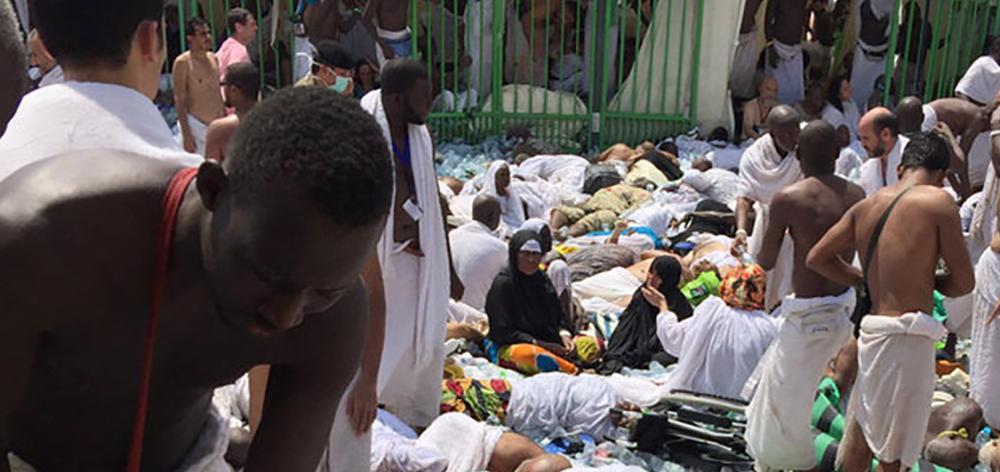 Bousculade à la Mecque : 3 sénégalais parmi les victimes.