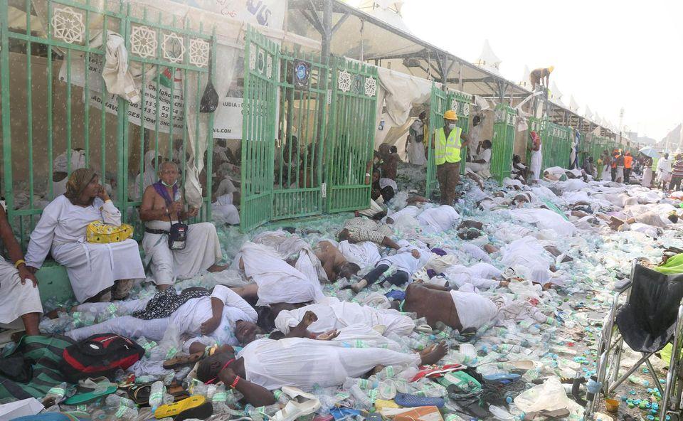 Bousculade de Mouna : 7 pèlerins sénégalais décédés,  52 ''Perdus de vue''