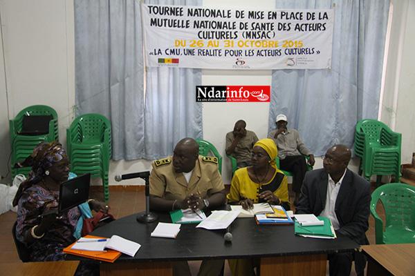 MUTUELLE DE SANTÉ DES ACTEURS CULTURELS : « une pertinente réponse structurelle », selon Moustapha NDIAYE.