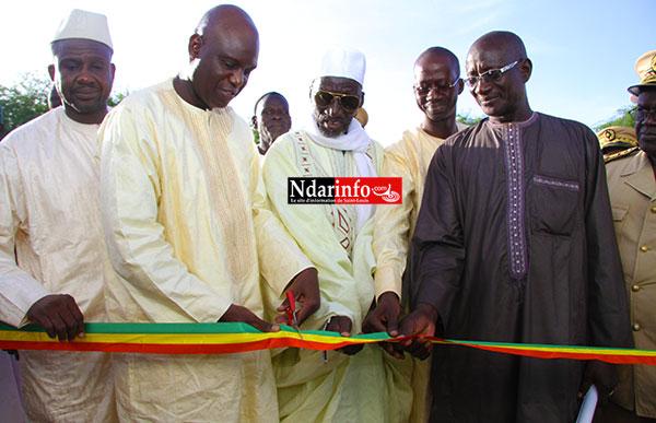 Vidéo - Mansour FAYE, formel : « l'hydraulique est en marche au Sénégal ».