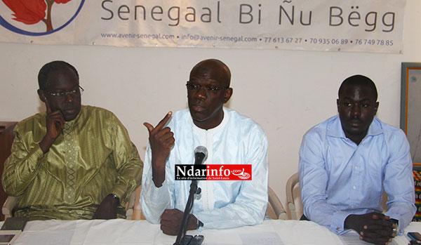 Me MAME ADAMA GUEYE : « le Sénégal est dans une impasse politique ».